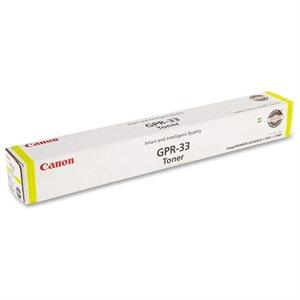 Canon GPR-33 OEM Toner Jaune 52K