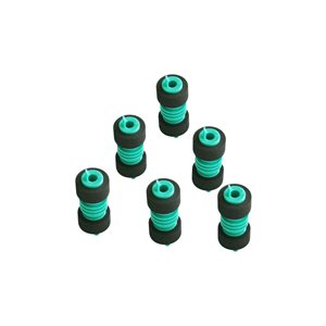 Lexmark W840 / W850 / C935DN Feed unit roller kit 6pcs