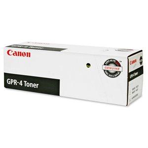 Canon GPR-4 OEM Toner Noir 33K
