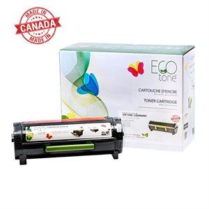 Lexmark MS410 / 510 / 610 50F1X00 Reman. EcoTone 10K.