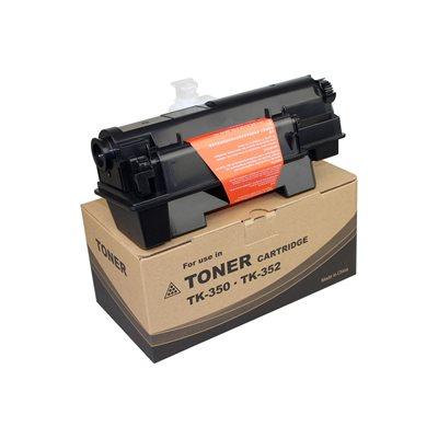 Kyocera TK350 / 352 Compatible Toner 14K AVEC CHIP