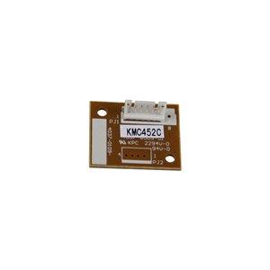 Bizhub C452 / C552 / C652 Cyan Image Unit Chip 120K