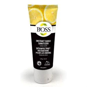 BiOSS Antiseptique pour les mains portatif 50 ml - Citron
