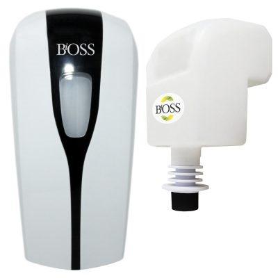 BiOSS Ensemble de 24 recharges avec distributeur automatique