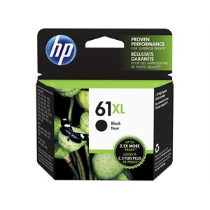 HP No. 61XL CH563WN Noir OEM
