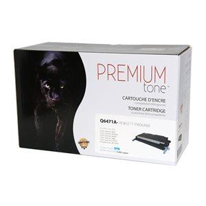 HP 3600 Q6471A Compatible Cyan Premium Tone 4K