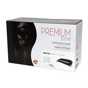 HP 3600 Q6473A Compatible Magenta Premium Tone 4K