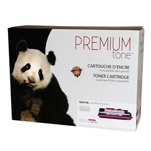 HP 3500 / 3550 Q2673A Reman Magenta Premium Tone 4K