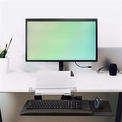 Tiroir clavier et Porte copie