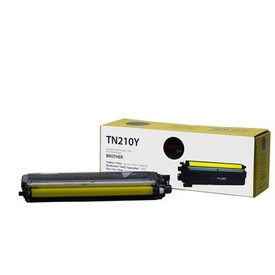 Brother TN210 Compatible Jaune Premium Tone 1.4K