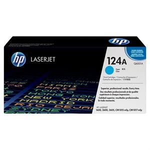 HP 2600 Q6001A Cyan OEM 2K