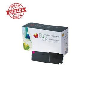 Dell C2660 / 65 593-BBBS Magenta Reman EcoTone 4K