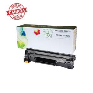 HP - CF283A - Noir - Reman - EcoTone 1.5K