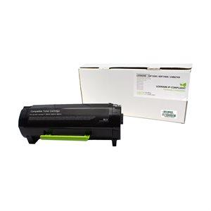 Lexmark Compliant 50F1X00, 60F1H00 Toner 10K