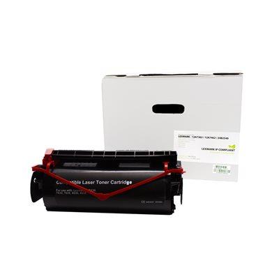 Lexmark Compliant 12A7362. 12A7462. 24B2540 Toner 21K