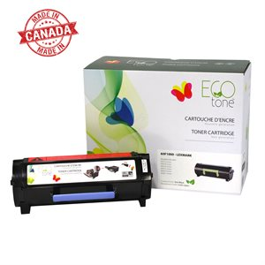 Lexmark 60F1000 Reman. EcoTone 2.5K