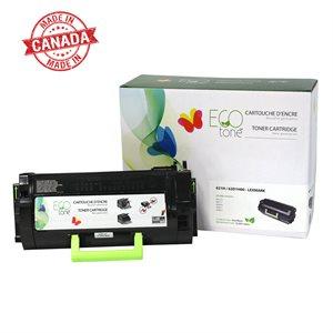 Lexmark MX71 / MX81x 621H 62D1H00 Reman EcoTone 25K
