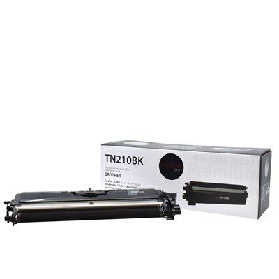 Brother TN210 Compatible Noir Premium Tone 2.2K