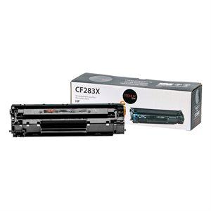 HP - CF283X - Noir - Compatible Premium Tone 2.2K