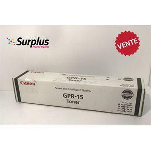Canon GPR-15 OEM Toner (Grade 2) 21K