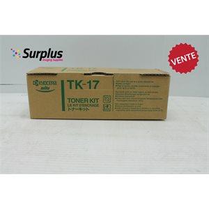 Kyocera Mita FS1000 / 1010 OEM Toner Noir 6K