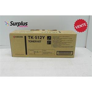 Kyocera Mita FSC5020N / 5025 / 5030N OEM Toner Jaune 8K