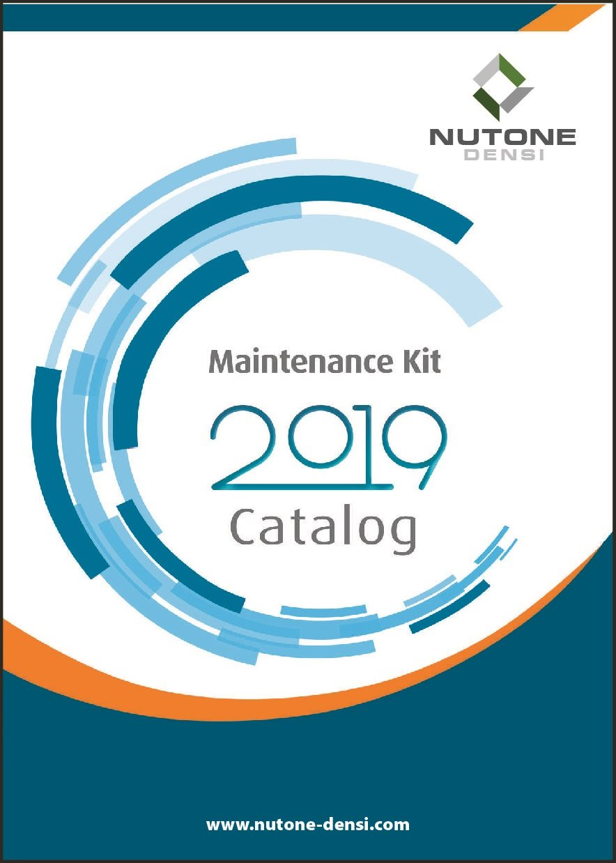 Maintenance Kit Catalog Cover