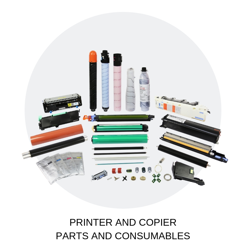 Parts and Consumables _